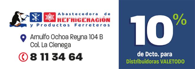 DG203_FER_ABASTECEDORA_DCTO