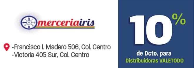 DG85_VAR_MERCERIA_IRIS_DCTO