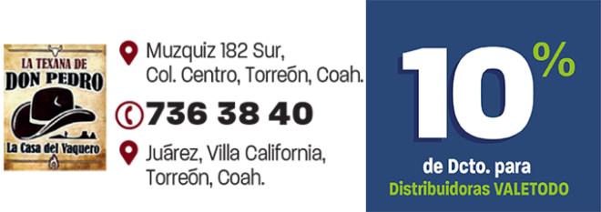 LAG236_ROP_TEXANA_DE_DON_PEDRO_DCTO